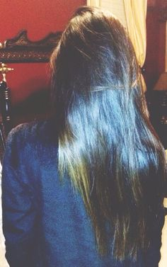 Long hair ;*
