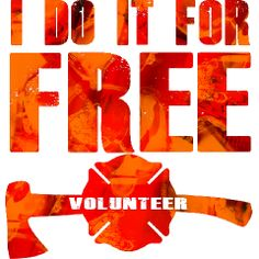 volunteer firefighter shirts - Google Search