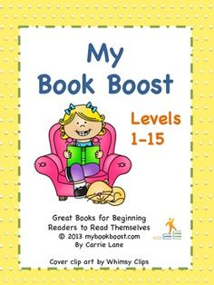 Library Books for K and 1st Graders to Read Themselves