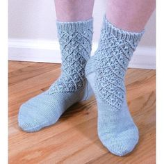 Diamond Lace Socks