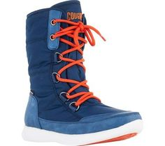 Cougar Women's Wagu Snow Boot, Size: 10, Blue Visage Nylon