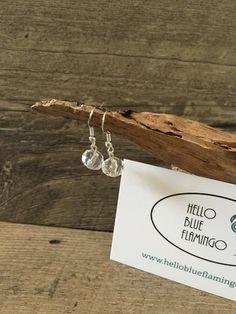 Earring - Mini mini chandeliers Mini Chandelier, Mini Mini, Chandeliers, Flamingo, Earrings, Blue, Ear Piercings, Chandelier, Pendant Lamp