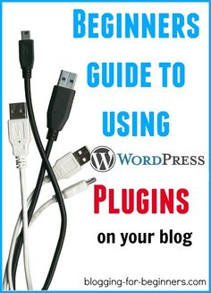 Wordpress plugins 101. Beginners guide all about what they are, where to find…