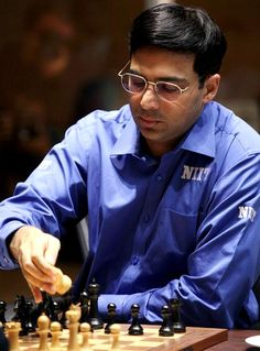 World Champion: Vishwanathan Anand National Sports Day, Chess Players, The Grandmaster, Chess Pieces, Games To Play, Puzzles, Board Games, Bubble, Flow