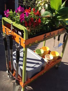 LuLu'a Planting table