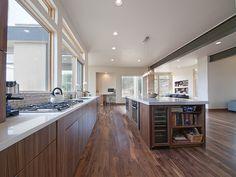 kitchen modern kitchen - quartz
