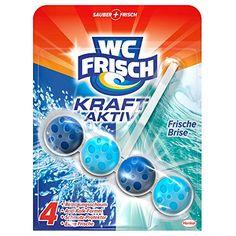 Sauber Frisch Kraft Aktiv Toilet Bowl Cleaner