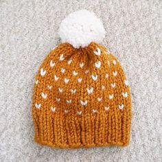 Knit Fair Isle Pattern   Handmade by Phanessa