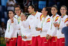 Salva la veu del Poble: La selección española femenina de baloncesto cae a...