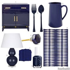 Color Obsession of the Week: Navy