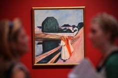 Exhibition at Tate Modern reassesses the work of Norwegian painter Edvard Munch
