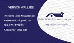 Step 3 of 4: Design business card