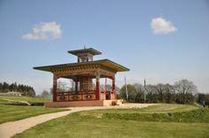 temple bouddhiste, plouray
