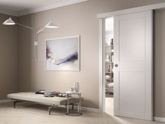 Door Interior Modern Closet New Ideas Home Room Design, Home Living Room, Interior, Home, Paint Colors For Home, Doors Interior, Home Deco, Home Interior Design, Doors Interior Modern
