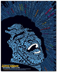 40 Cool Gig Posters