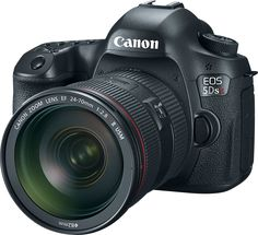 Canon EOS 5DS R Review