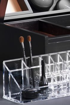 NOMESS COPENHAGEN CLEAR MAKE-UP ORGANIZER #inspirationdk #nyhed