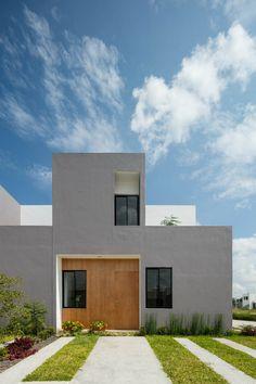 Viviendas de interés social en La Barca / IX2 Arquitectura (© Lorena Darquea Schettini)