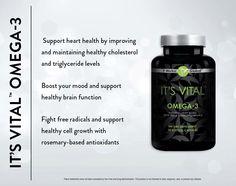 ItWorks! It's Vital- Omega-3