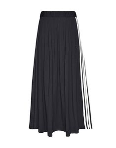4fcad2e80a Check out the Y 3 3 Stripes Selvedge Matte Track Skirt Knee Length Skirts  for Women