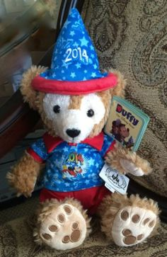 Disney 2014 Duffy Bear Mickey Mouse NEW Disney