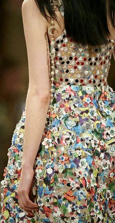 #Chanel Cruise 2015 #Details