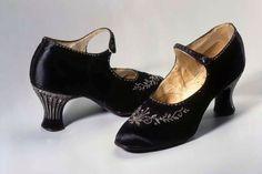 Evening Shoesc.1920Swiss National Museum