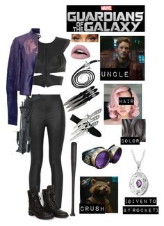 +Me in Guardians of the Galaxy+ Marvel Inspired Outfits, Disney Themed Outfits, Disney Inspired Fashion, Character Inspired Outfits, Disney Bound Outfits, Disney Fashion, Tv Show Outfits, Fandom Outfits, Edgy Outfits