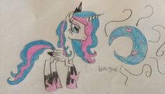 Lovegood is a mischievous princess.. She may seem cute and lovable but she has a little bit of a dark side..