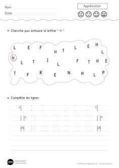 Apprendre à écrire la lettre Z en capitale Cognitive Activities, Alphabet, Curriculum, Education, Ms Gs, Grande Section, Petite Section, Homeschooling, Support