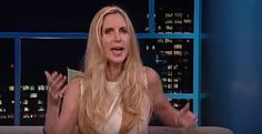 coulter calls fox news, cruz american traitors in scathing rant – for taking 'animal' protesters' side
