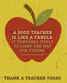 Back to school quotes :) Teaching Quotes, Education Quotes, Teaching Ideas, Best Teacher, Teacher Gifts, What Is A Teacher, Teacher Presents, Teacher Stuff, Teachers Be Like