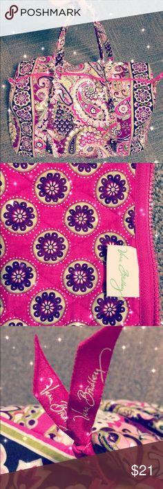Vera Bradley Duffle Weekend Travel Bag Vera Bradley Duffle Weekend Travel Bag Vera Bradley Bags Travel Bags