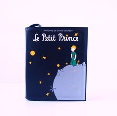NEW - Little Prince leather book purse