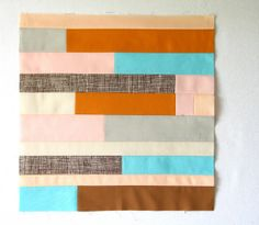 Quilters using mid-century modernism as a touchstone