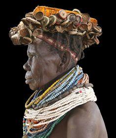 Ethiopia: Gnangaton elder (photo by Chester Higgins Jr.)