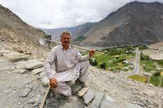 Pessu, Pakistan, a remarkable survivor.