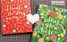 notebooks by greenroom for target