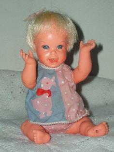 Mattell Tiny Cheerful Tearful.