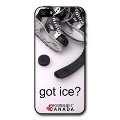 Hockey iPhone Case - $19.95 : Personalize It Canada, your source for things personalized