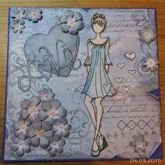 BellesCreations.gr: Love in blue