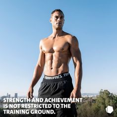 """3,432 Likes, 11 Comments - Freeletics (@freeletics) on Instagram: """"Free Athletes develop the mental edge to overachieve in all life's challenges and obstacles. Every…"""""""