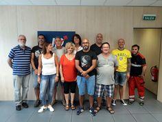 Segundo grupo de actualización formativa de Carretilla Frontal en ID LOGISTICS en Arazuri (Navarra)