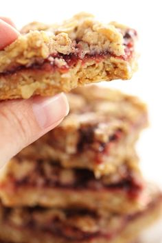 These raspberry crumb bars are fruity, chewy, and just plain heavenly. Perfect for potlucks, BBQs, dessert nights and everything in between.