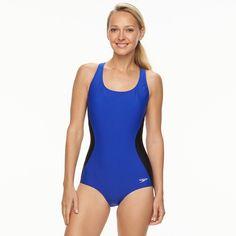 85e0fe2bcf Speedo Body Sculptor Colorblock One-Piece Swimsuit - Women's Skin Tight,  Women Swimsuits,