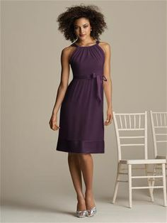 Aubergine - a great neutral color to combine with anything