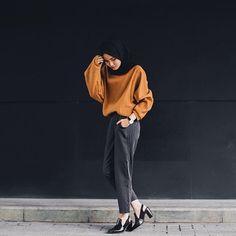 Powerful women wear heels