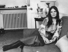Ali McGraw Íconos de moda de los 70 para inspirar tu look : ELLE