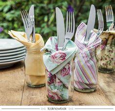 Ideia linda para a decoração de mesas, perfeita para festas e almoços ao ar livre! #decoração #decor #mesa #festa #almoço #dicas #detalhes #inspiração #lnl #looknowlook