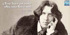 Oscar Wilde On Forgiving Your Enemies